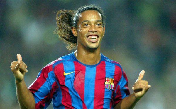 tiểu sử Ronaldinho